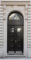 doors wooden double 0001